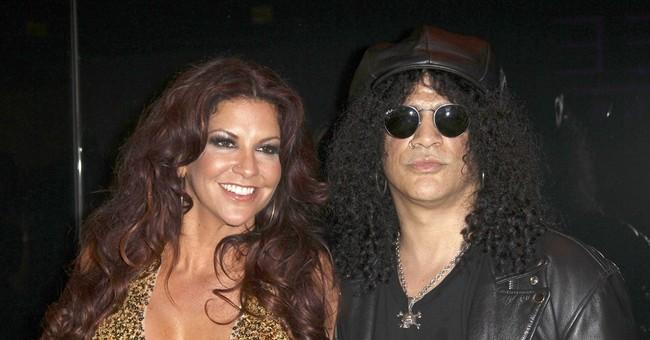 Guitarist Slash files for divorce after 13 years