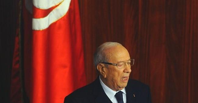Tunisia's new president pledges reconciliation