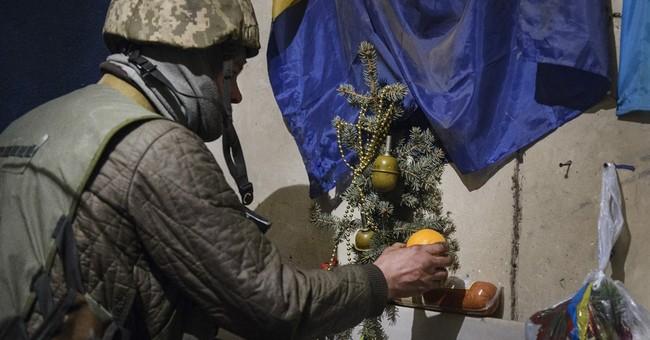 Wide power outage in rebel-held Ukrainian city