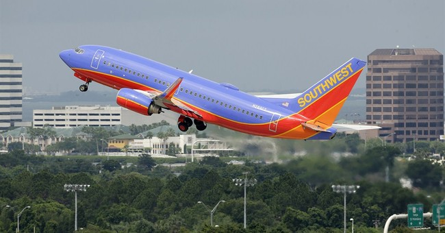 Southwest Airlines rose most in S&P 500 in 2014