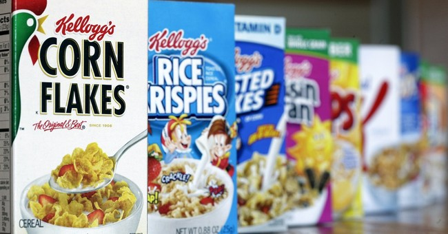 Kellogg cereals struggle to keep spot at the table