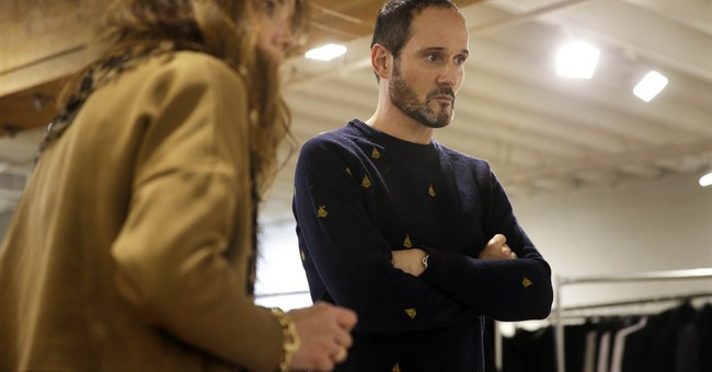 Spanish fashion brand DelPozo getting attention