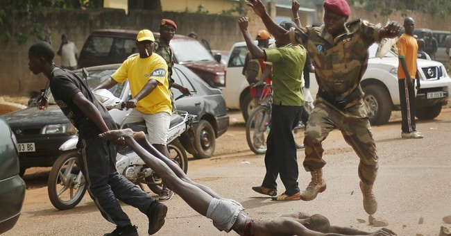 HRW: Chadian peacekeepers help CAR rebels flee