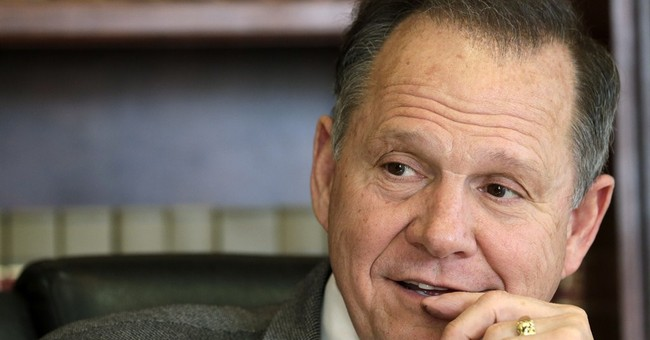 Ala. chief justice jumps into gay marriage fight