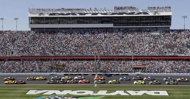 Toyota lands naming rights at famed Daytona