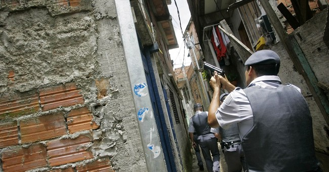 Killings by cops plunge in Brazil's biggest state