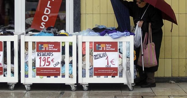 Eurozone rates unchanged despite deflation fear