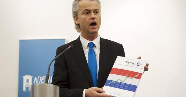 Dutch politician puts case for Europe exit