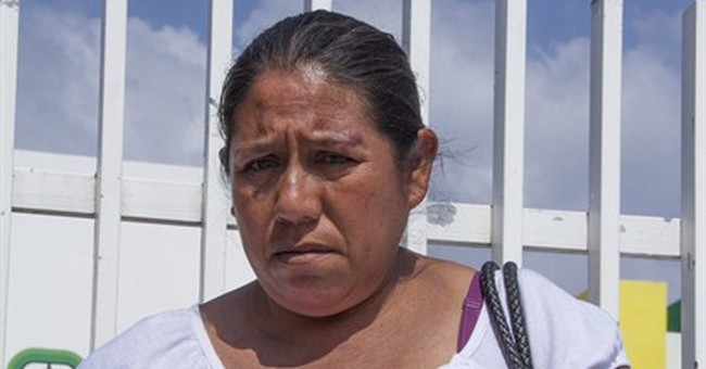 Mexican victim's family doesn't blame sea survivor