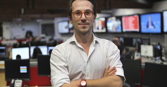 AP names news director for east-central Europe