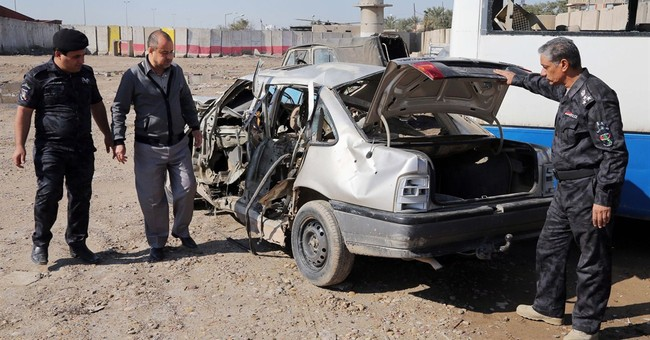 Attacks kill 7 in Iraq, including MP candidate