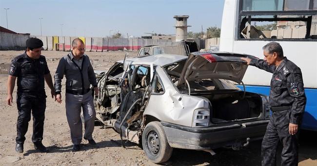 Attacks kill 7 in Iraq, including MP candidate