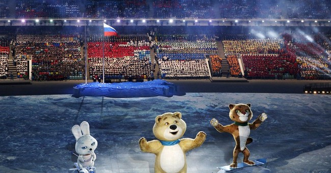 SOCHI SCENE: Russians get whimsical