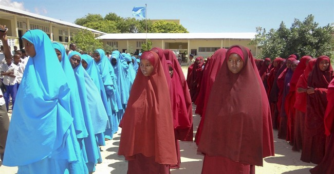 Free education lures Somali children from streets
