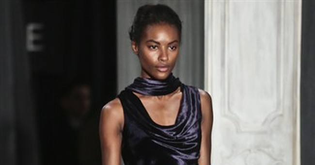 Jason Wu presents a darker, moody collection