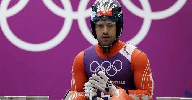 Sochi Scene: Underwear underdog