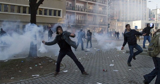 Kosovo university head resigns after protests