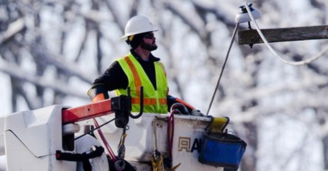 Utility crews working to power up Pa., Md.