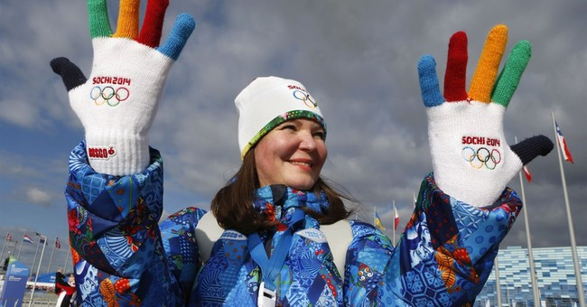 SOCHI SCENE: Olympic shopping