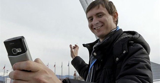 SOCHI SCENE: Like selfies to a flame