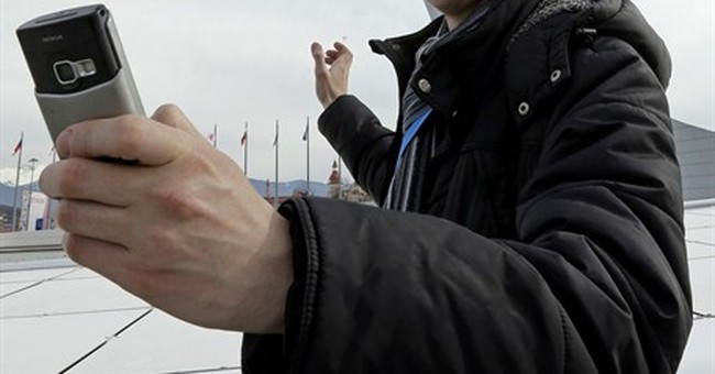 SOCHI SCENE: Like selfies to a flame