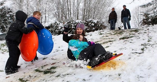 Storm brings snow, rain to Pacific Northwest