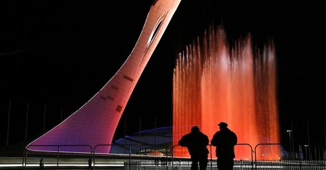 SOCHI SCENE: Stanley in Sochi