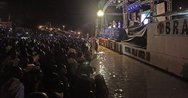Mali music festival returns after end of war