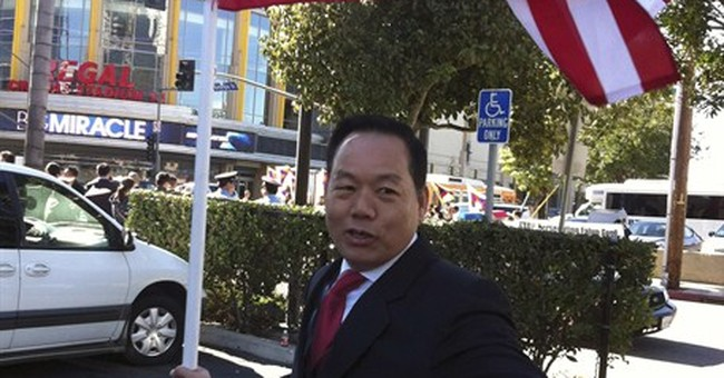 China puts US businessman on trial for mob crimes