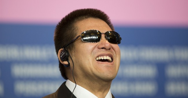 Chinese director brings part-blind cast to Berlin
