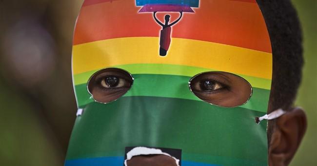 Gays in Kenya protest against Ugandan bill