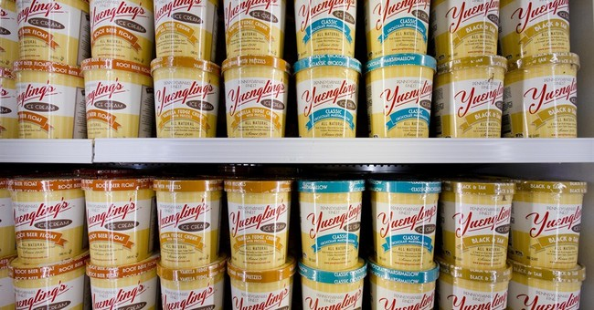 Beer float, anyone? Yuengling's Ice Cream returns