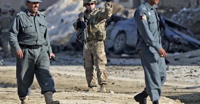 Car bomb in Afghan capital kills 2 contractors
