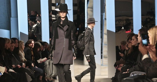 Kenneth Cole asks: What's real and what's show?