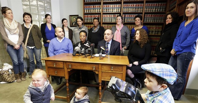 Couples sue to force Ohio's hand on gay marriage