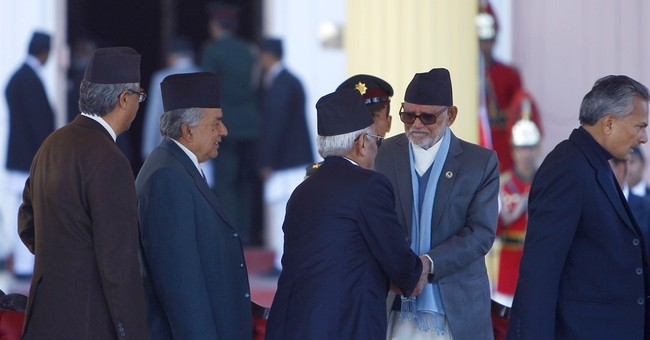 Nepal's PM sworn in, but loses coalition partner