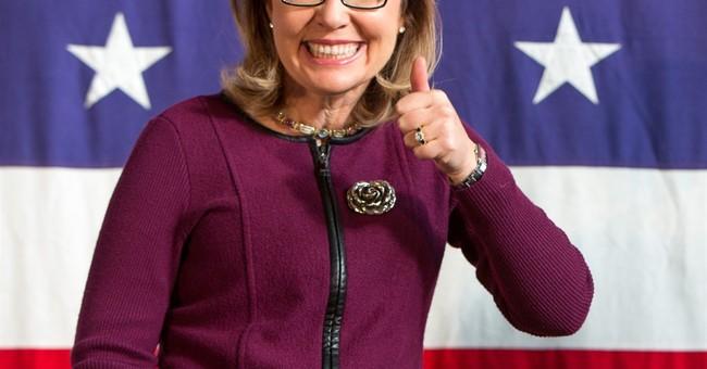 Gabrielle Giffords plans book on gun control