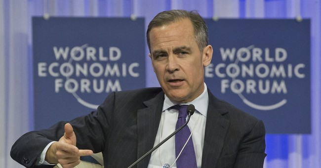 Moving Forward: Bank of England to change tack