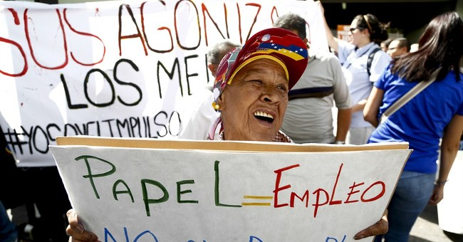 Rights groups: Venezuela seeks to suppress dissent