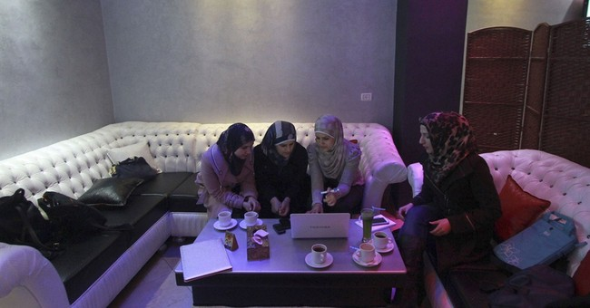 Palestinian women make strides in high-tech