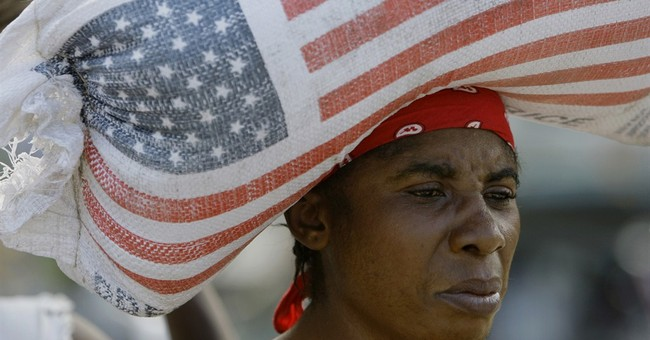 USAID says new farm law to boost food aid abroad