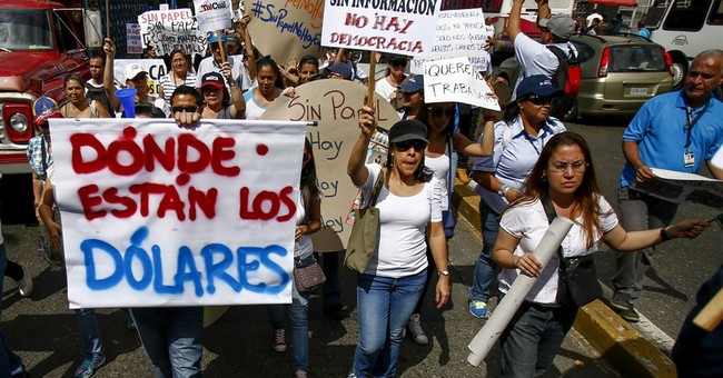 Rights groups: Venezuela seeks to suppress dissent