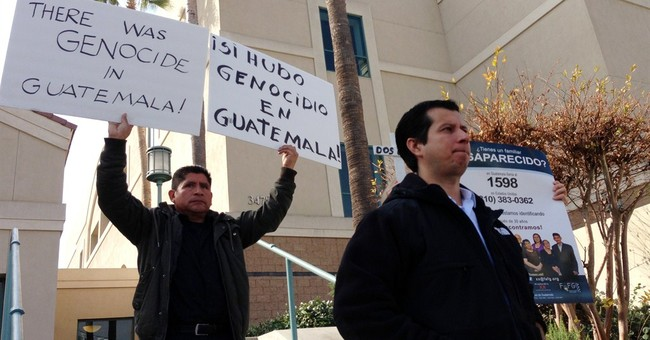 Ex-Guatemalan soldier sentenced to 10 years in US