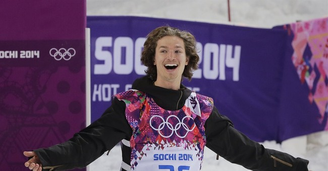 SOCHI SCENE: Just call him I-Pod