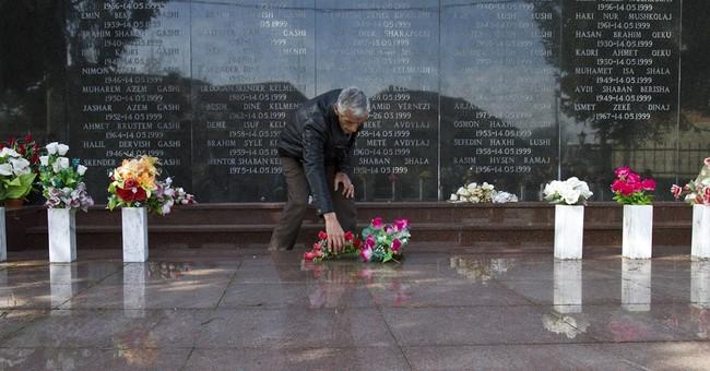 9 Serbs jailed for Kosovo massacre