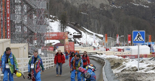 How warm weather affects Winter Olympics' sports