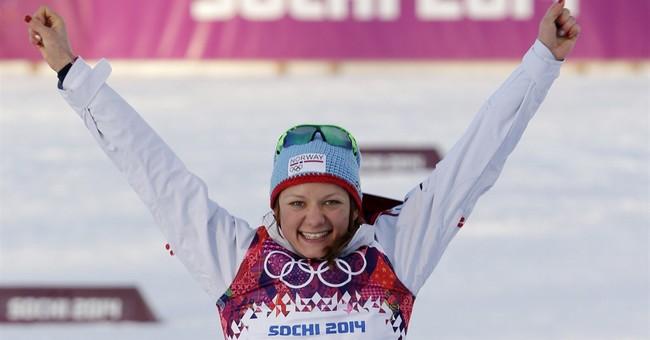 Norway wins 4 more medals; US hopefuls falter