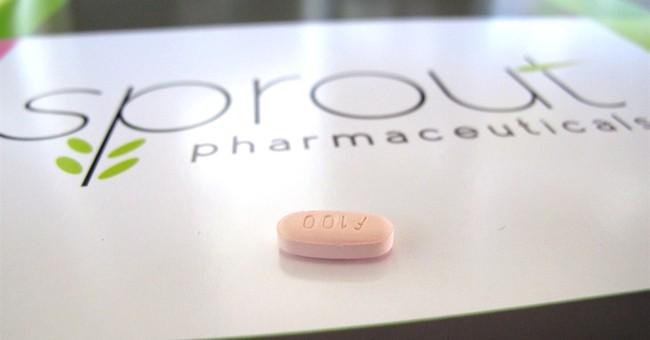 FDA wants more info on female libido pill