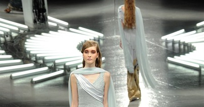 Strange it was: Rodarte channels Yoda