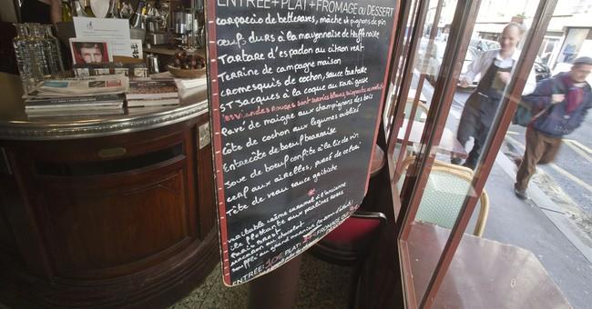 France puts 'homemade' on restaurant menus